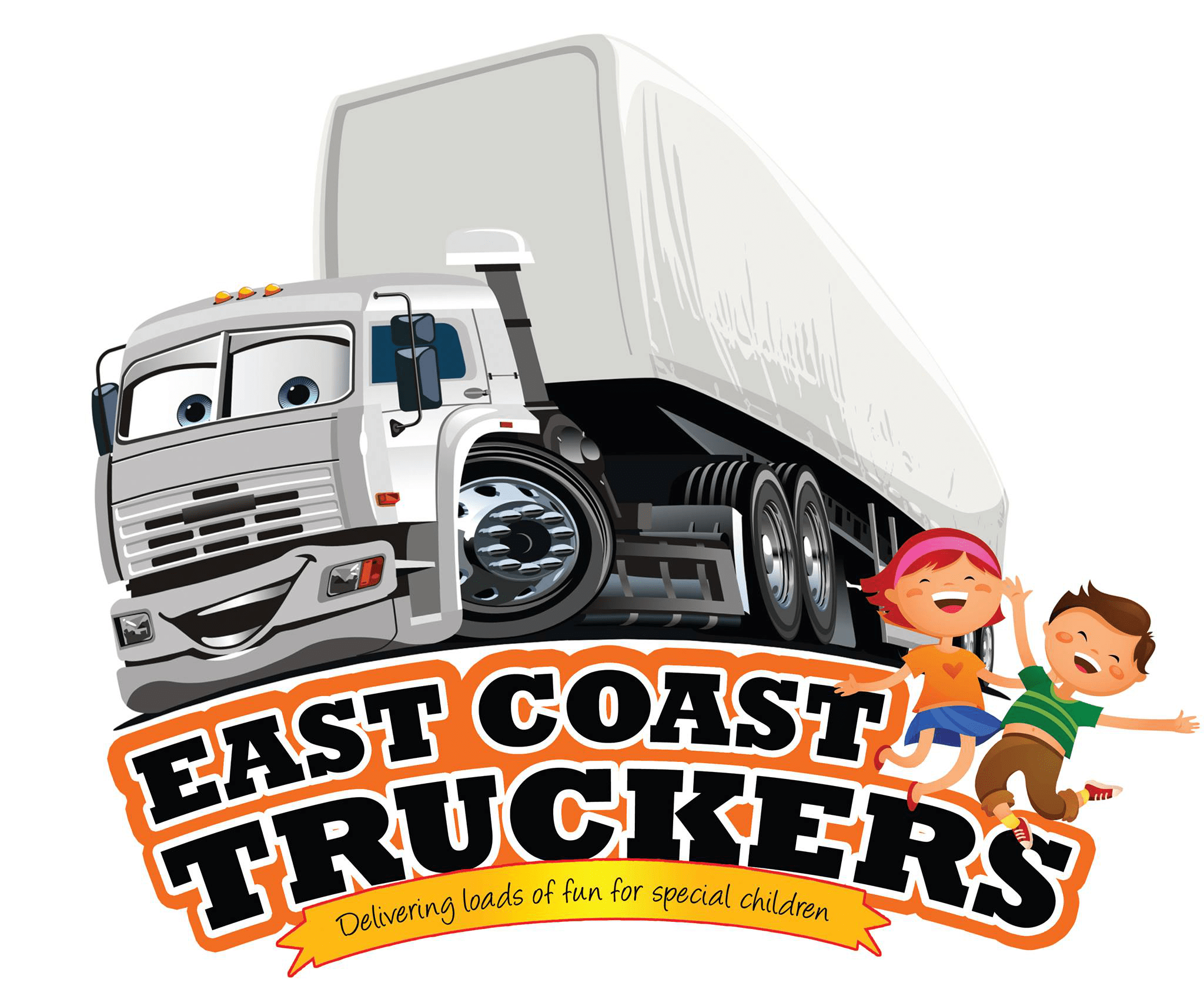 Logo of East Coast Truckers Charity